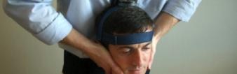 flexion-rotation test